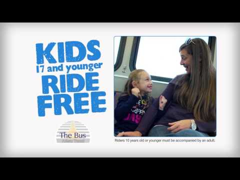 Kids Ride Free on Athens Transit