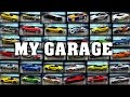 Asphalt 8 - My garage (All my cars on 26 May 2016)