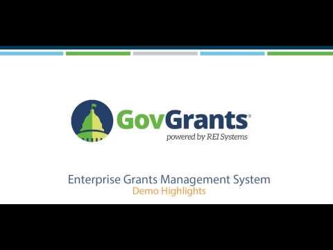 GovGrants Highlights - Managing an Active Sub-Grant