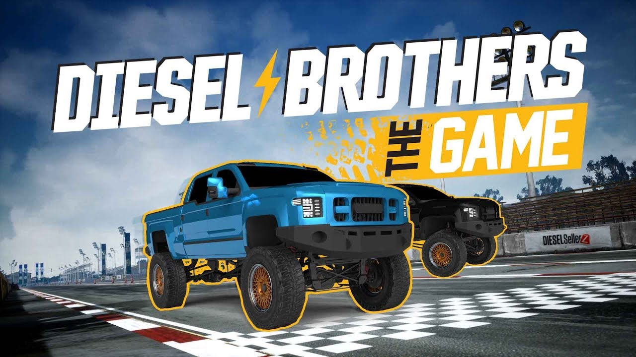 Diesel Brothers The Game Drag Race Gameplay Youtube