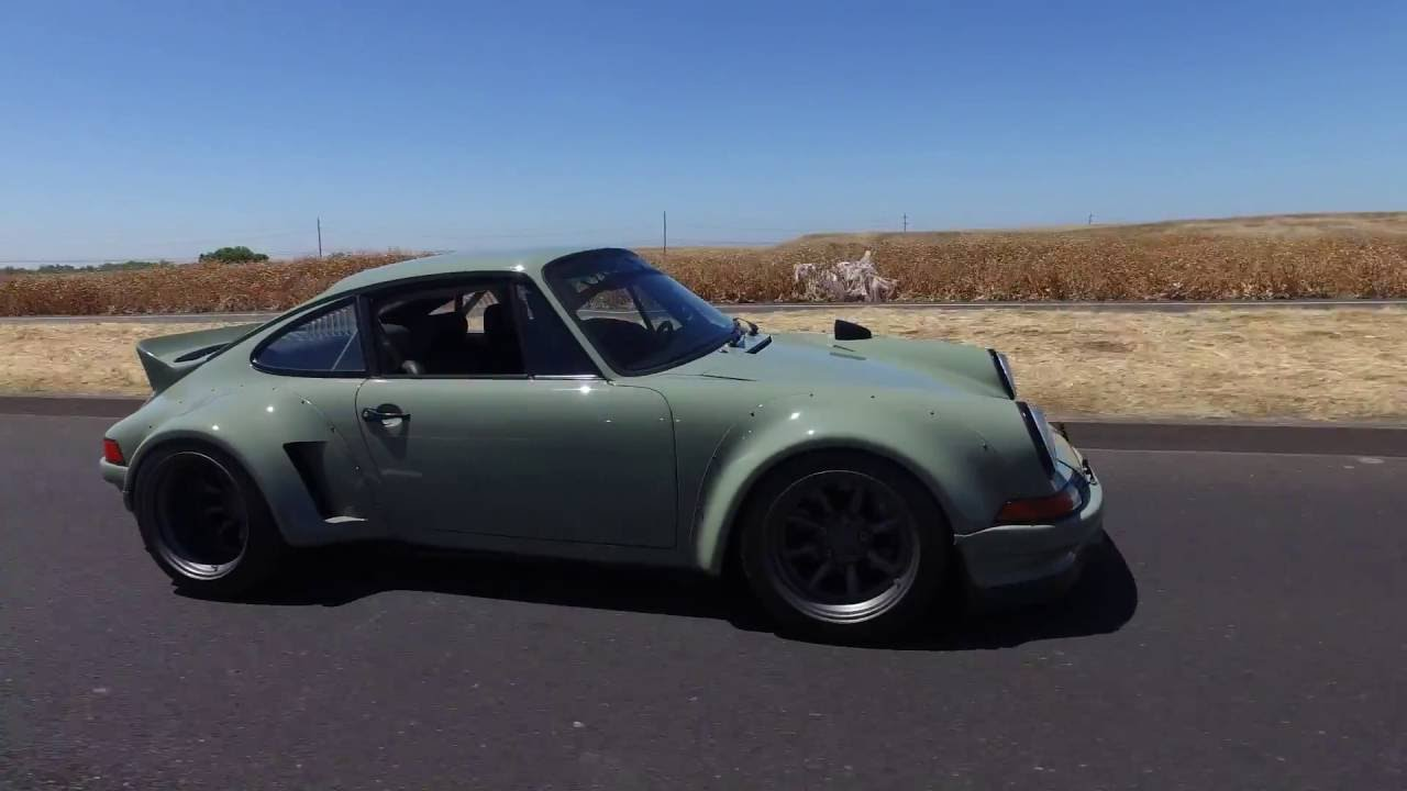 Rwb Porsche 911 For Sale Gt Auto Lounge Youtube