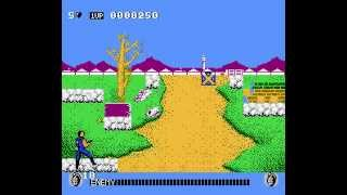 NES Longplay [242] Cabal