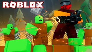 ROBLOX TOWER BATTLES - NOOB TEAMS WITH A PRO!
