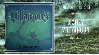 Villainous - Overview