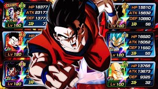 GOHAN REPRESENTATIVES OF UNIVERSE 7 CATEGORY! Dragon Ball Z Dokkan Battle DBZ