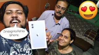 BOUGHT IPHONE 11 FROM YOUTUBE MONEY