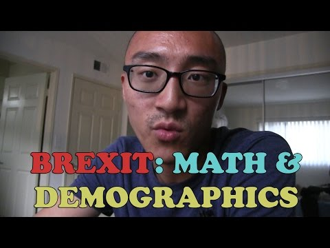 Brexit: Age Demographics Made It Inevitable
