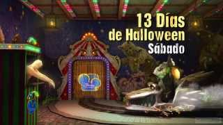 Disney Channel HD Spain 13 Day of Halloween Advert 2013 hd1080