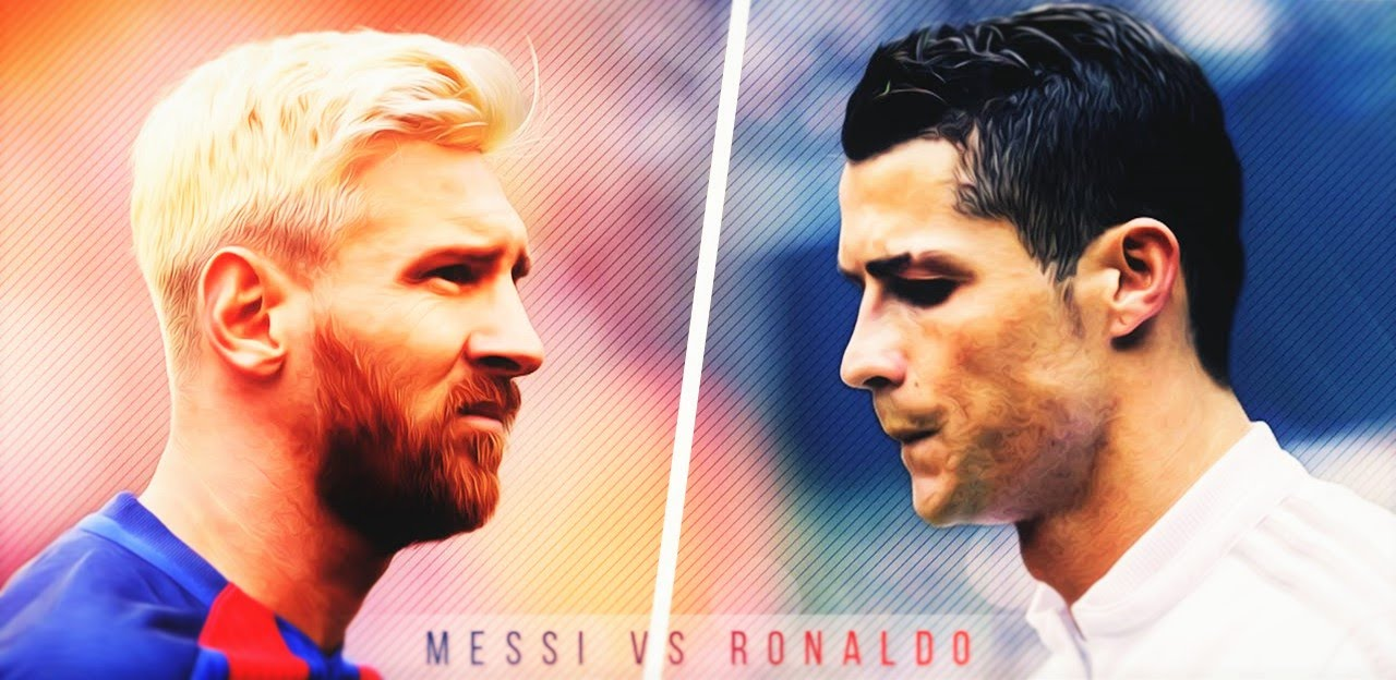 Download Ronaldo vs messi freestyle