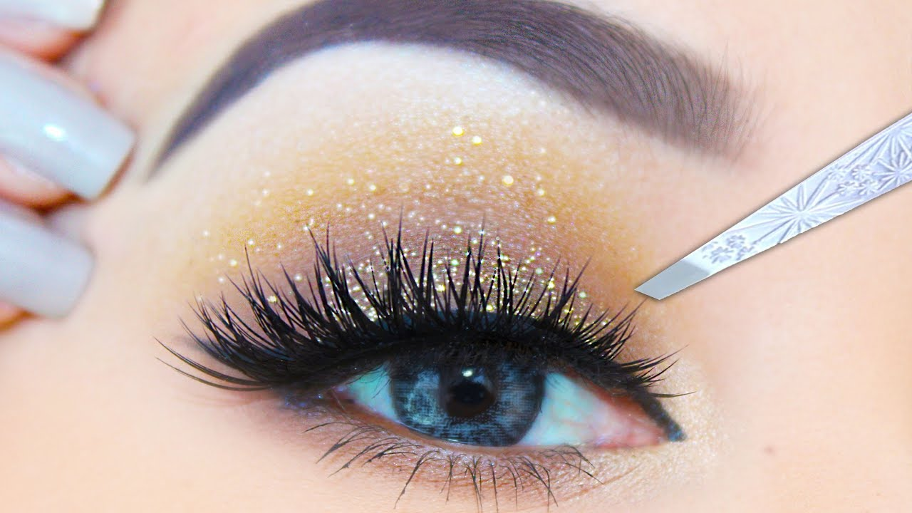 How To Apply False Eyelashes For Beginners False Lashes Dos And