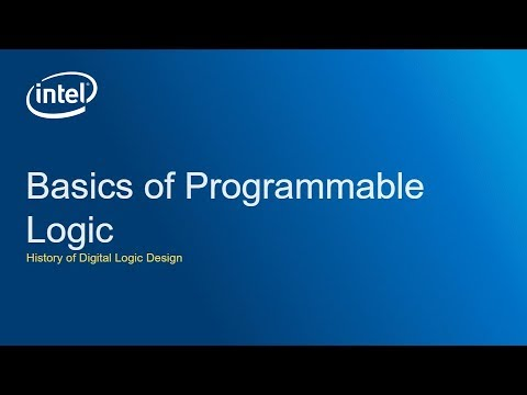 Basics of Programmable Logic: History of Digital Logic Design