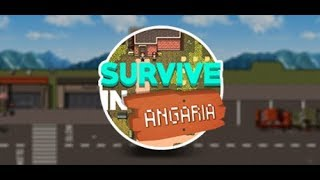 The Blind Play Through Idea That Failed | Survive in Angaria Part 1