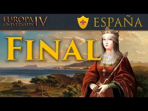 Europa Universalis IV | España #73 | FINAL DE CAMPAÑA |