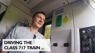 Driving The Class 717 Train