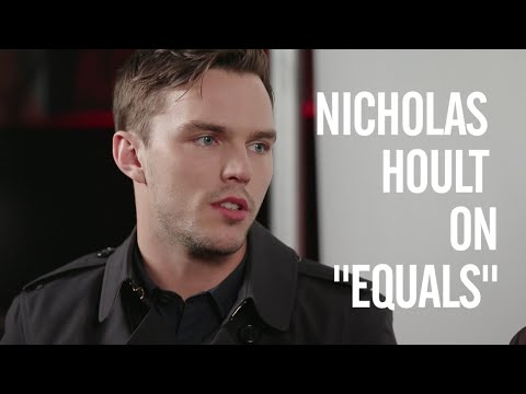 Toronto: 'Equals' Star Nicholas Hoult on Falling for Kristen Stewart in World Without Emotion