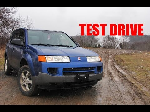 2005 Saturn Vue Test Drive & Review!