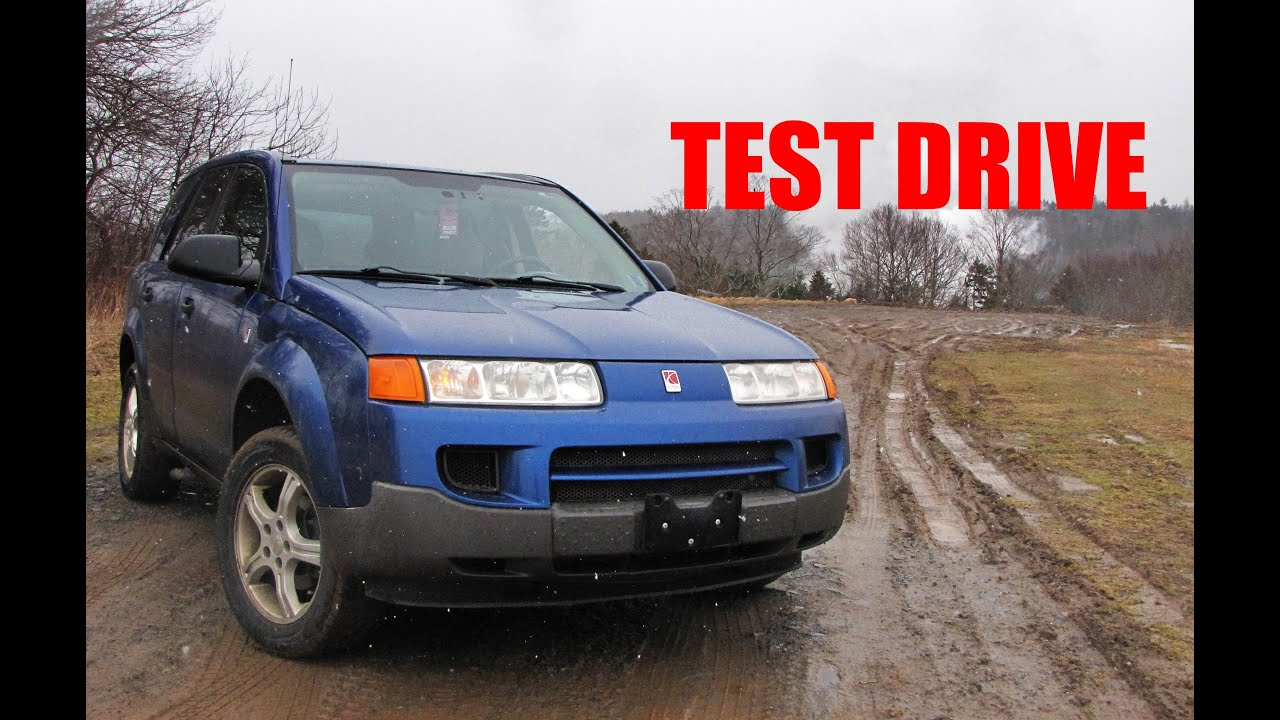 2005 saturn vue test drive review youtube 2005 saturn vue test drive review vanachro Image collections