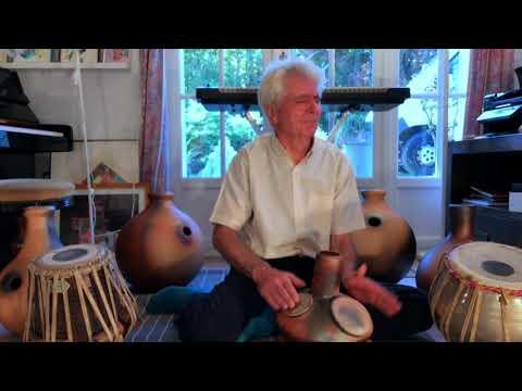Rythme sympa avec udu drum