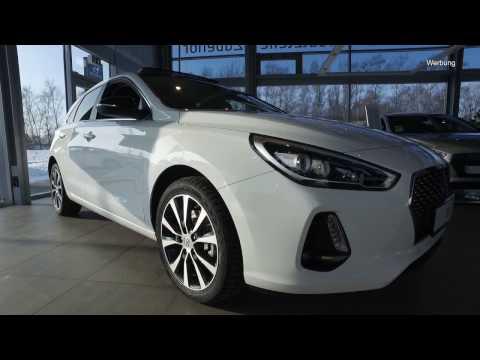 Grlitz Hoyerswerda Premiere des neuen Hyundai i30