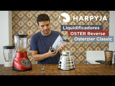 Análise de Liquidificadores Oster