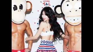 [???]HyunA??-French Kiss