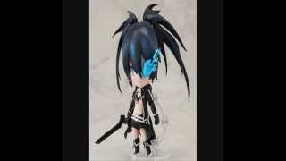 Black Rock Shooter - Black Rock Shooter Nendoroid TV Animation Ver. (Good Smile Company)