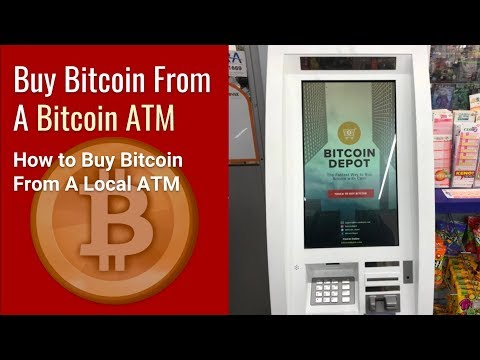 How To Use A Bitcoin ATM | Purchase Bitcoin
