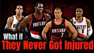 What If Brandon Roy And Greg Oden NEVER GOT INJURED!