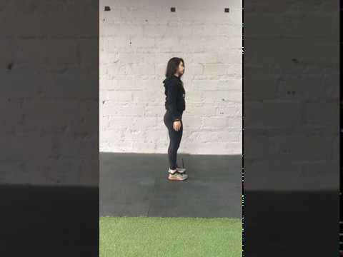 Standing Single-Arm Overhead Tricep Stretch