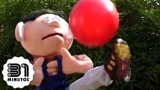 31 minutos - Pepe Lota - Señora, devuélvame la pelota o si...