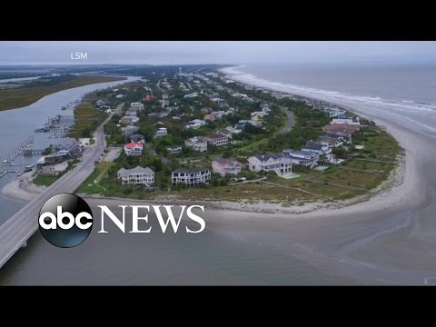 South Carolina Braces for Impact of Hurricane Matthew