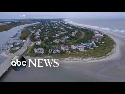 South Carolina Braces for Impact of Hurricane Matthew