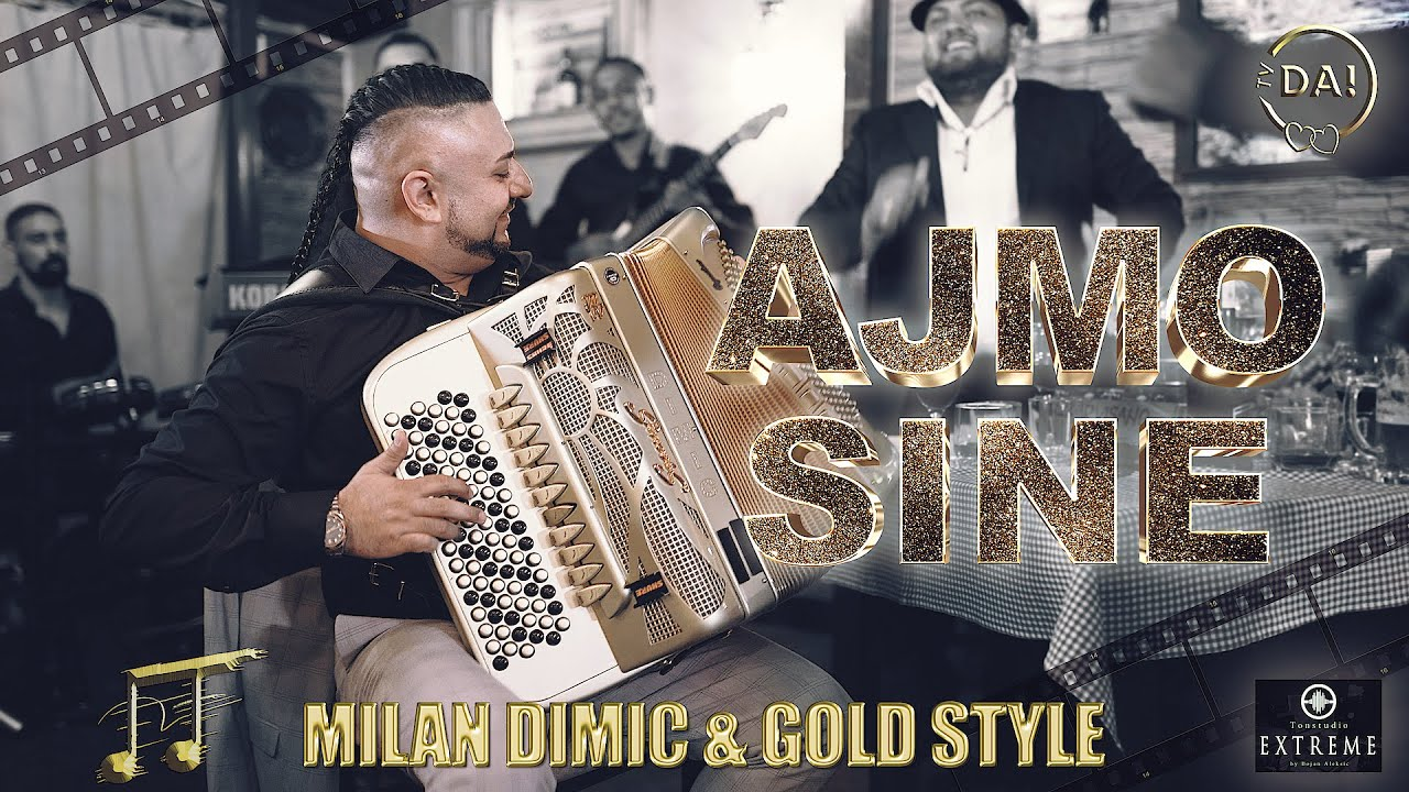 MILAN DIMIC - AJMO SINE !!! (OFFICIAL VIDEO 2020)