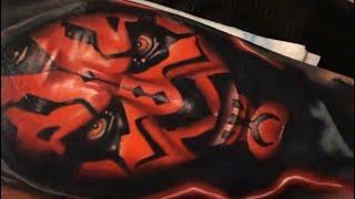 Der Bruder von Darth Vader ..done by Lui