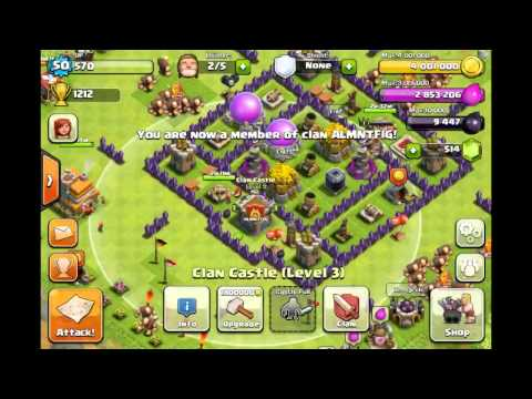 How to Level Up Fast in Clash of Clans (Rank Up Fast Tutorial)