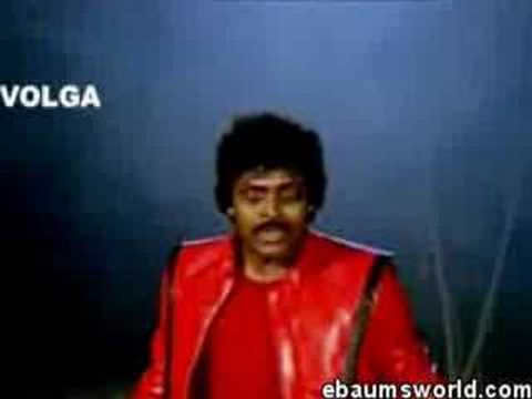 Indian Michael Jackson