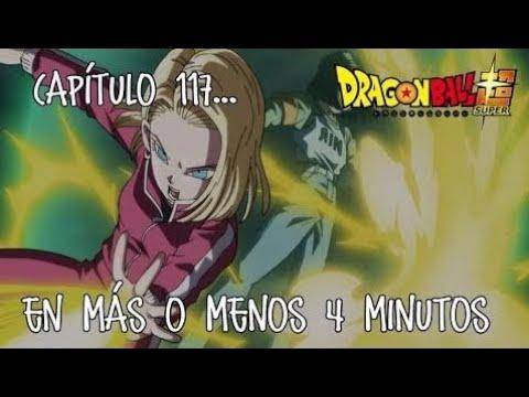 Dragon Ball Super Capitulo 117 en más o menos 4 minutos - Luisjefe1