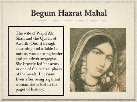 Image result for hazratमहल