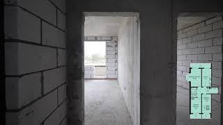 "ЖК ""Абрикосово"" - 3 комн. квартира 83,80 м2"