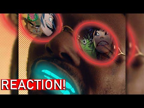 Gorillaz - PAC-MAN ft. ScHoolboy Q (Episode Five) Reaction
