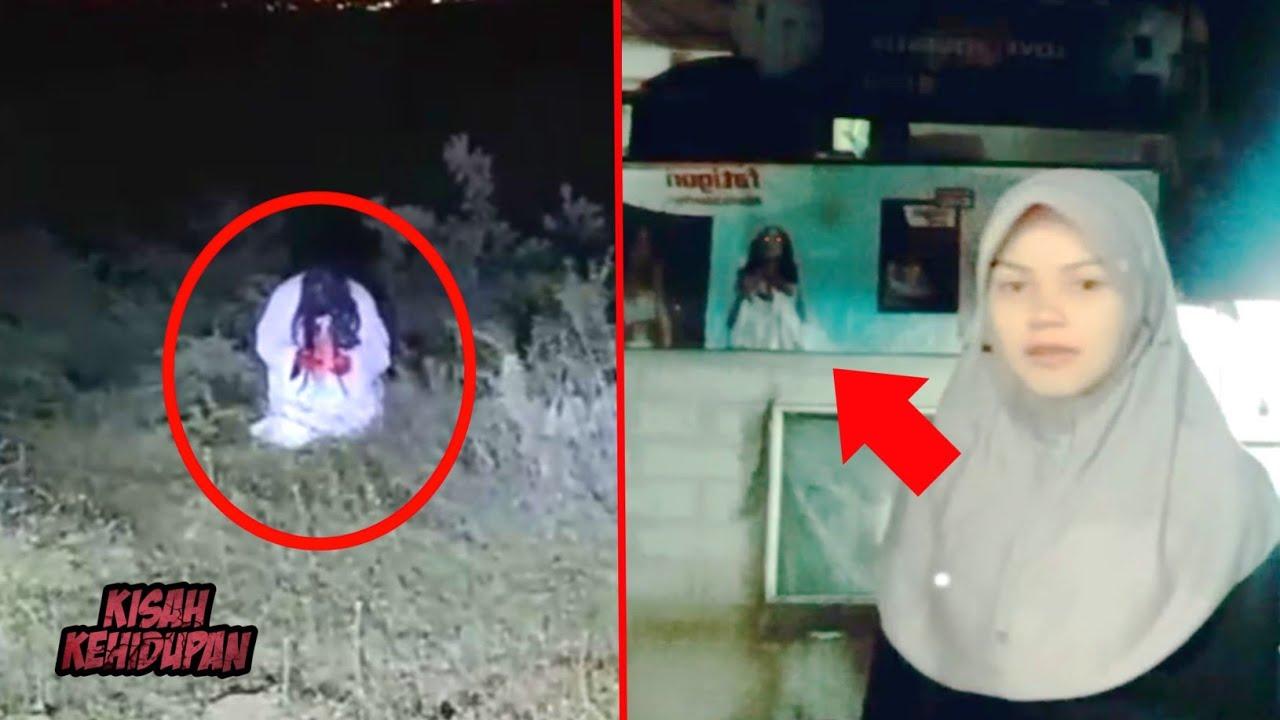 Kuntilanak dan Penyihir..! 5 Penampakan Mengerikan yang Terekam Kamera