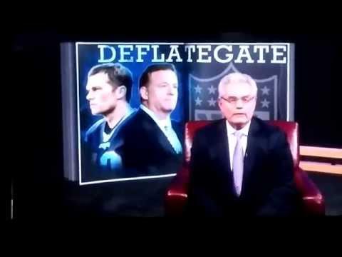 "Deflategate debunked! ""Never happened..."""