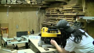 3/3 - Installing A Shelix Cutterhead In A Dewalt Dw735 Thickness Planer
