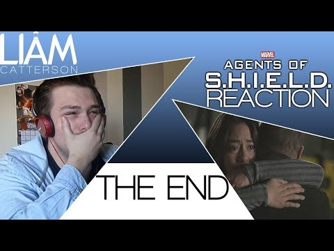 Agents of SHIELD 5x22: The End Reaction
