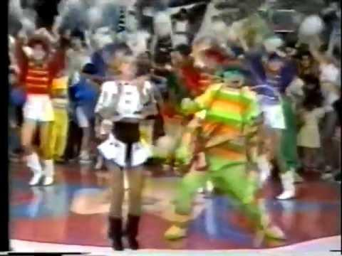 Ilariê - Xou da Xuxa 1988