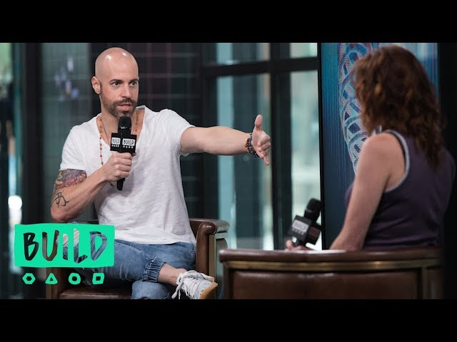 """Chris Daughtry Teaming Up With His Wife To Write A Song For \""""Cage To Rattle\"""""""
