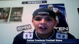 2015 Dallas Cowboys Schedule DCN