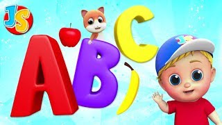Phonics Song For Kids | Alphabets Song For Children By Junior Squad
