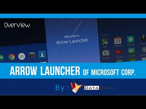 Arrow Launcher of Microsoft Corporation - OVERVIEW - Data Dock