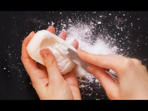 Soap Carving ASMR